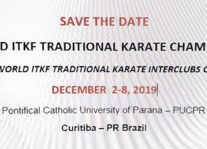 International Traditional Karate Federation - ITKF