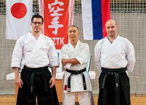 Slovenian karate stands out for its innovative management model with emphasis on volunteering | ITKF